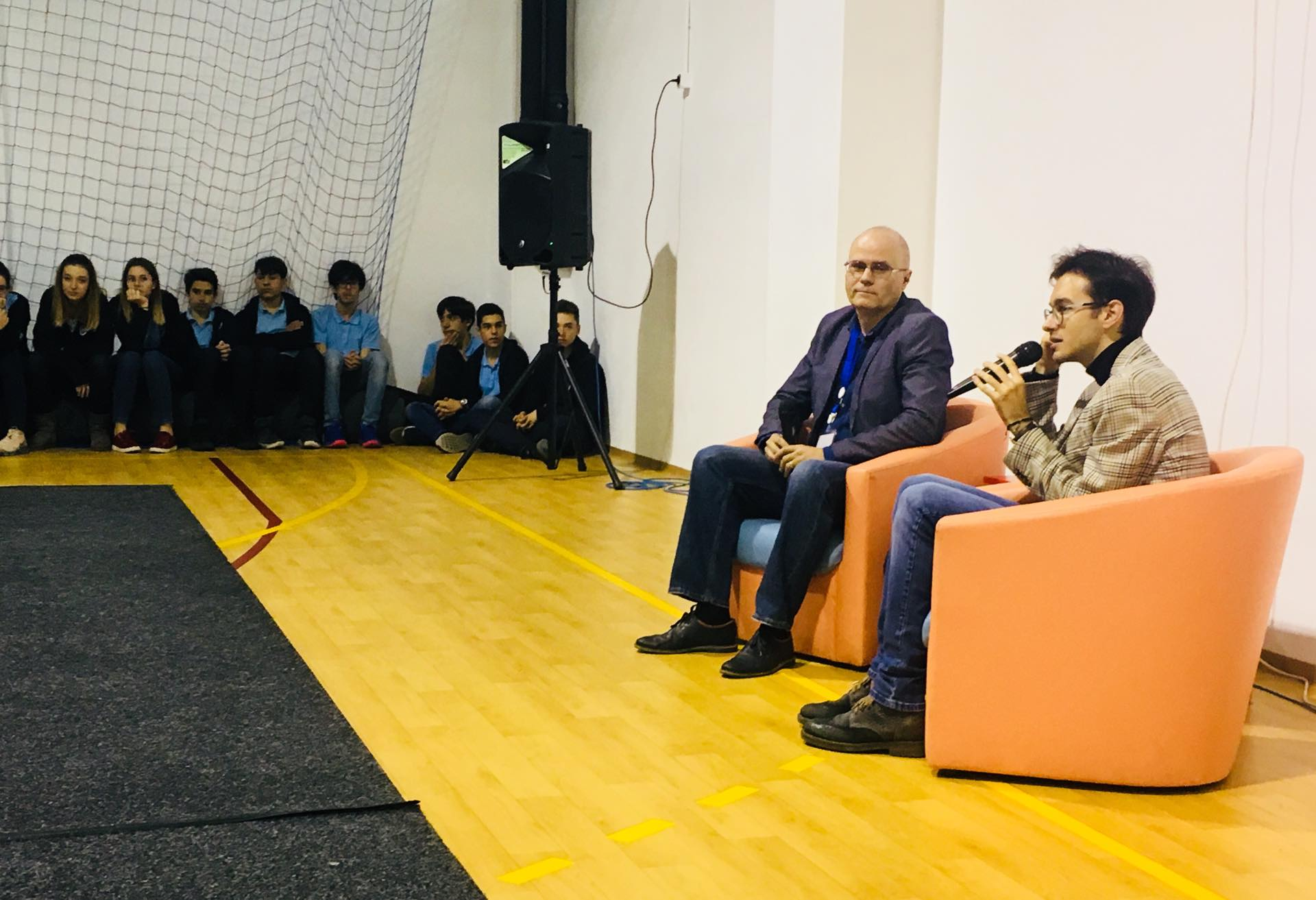 APROPO de Literatura română contemporană (28 octombrie – Liceul Teoretic Școala Europeană)