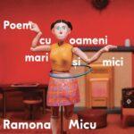 Poem cu oameni mari şi mici – Ramona Micu
